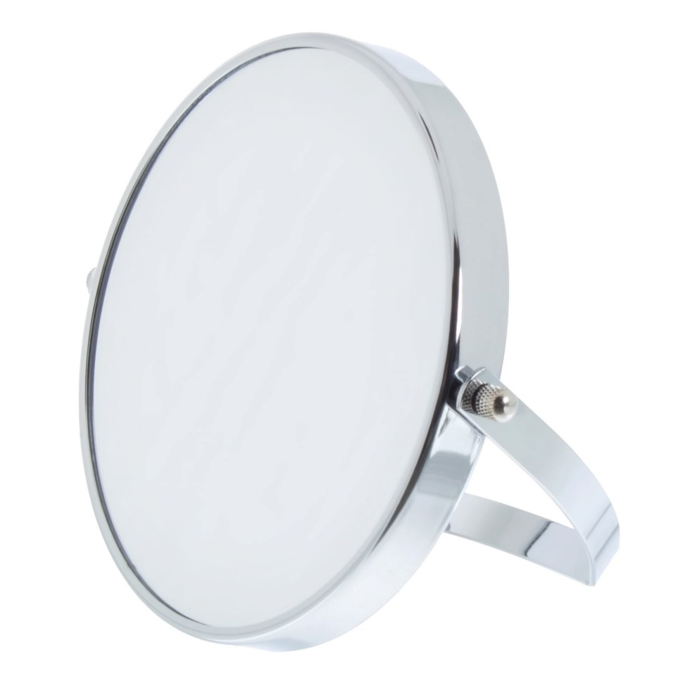 Зеркало косметическое настольное увеличительное 15 см