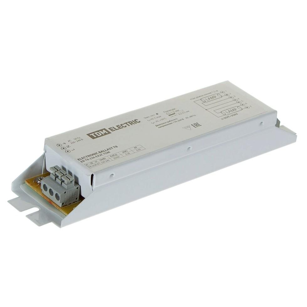 ЭПРА для ламп TDM, 2x36 Вт, цоколь G13