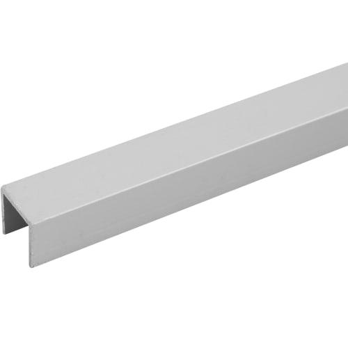 Планка для стеновой панели П-образная 60х1х0.6 см, алюминий