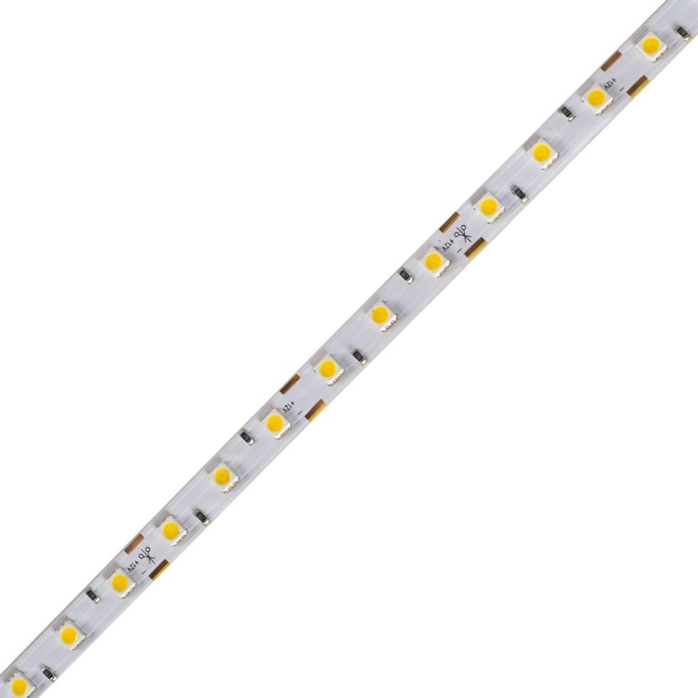 Светодиодная лента 14.4Вт/60LED/м свет тёплый белый IP67
