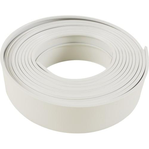 Бленда для пластикового карниза 5х500 см пластик цвет белый