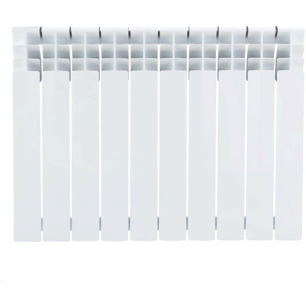 Радиатор Monlan 500/96, 10 секций, алюминий
