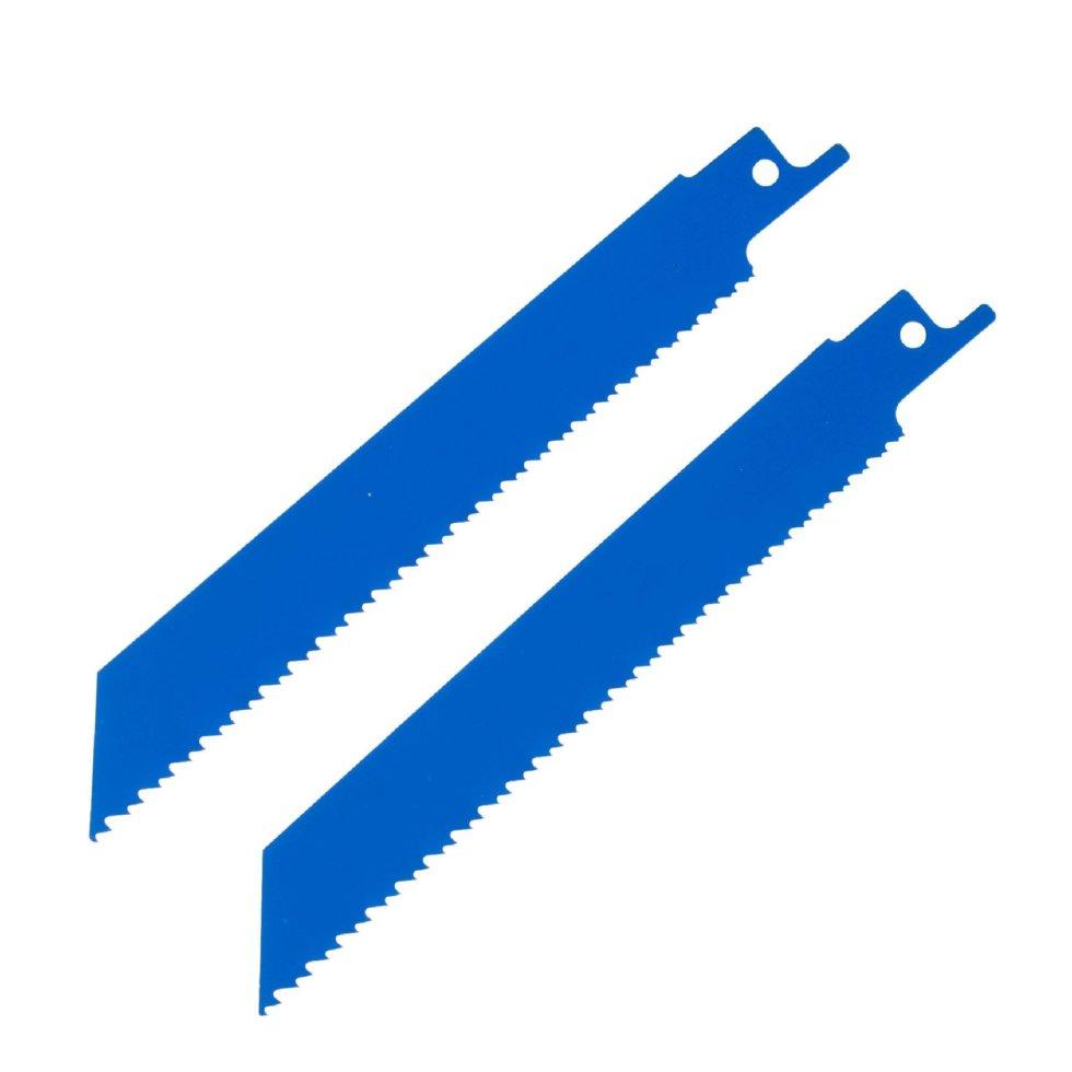 Пилки для сабельной пилы Dexell S123XF, 2 шт.