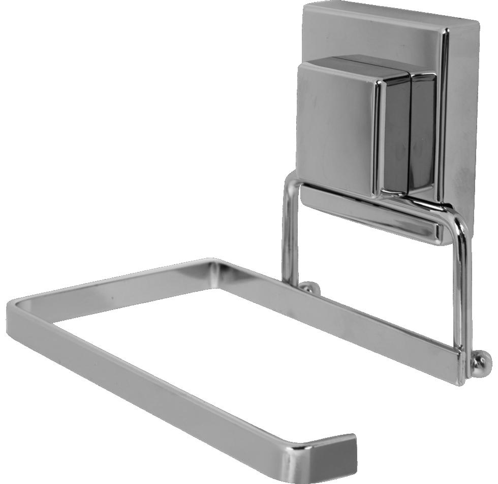 Держатель для туалетной бумаги Sensea «Smart Lock» на присоске, цвет хром