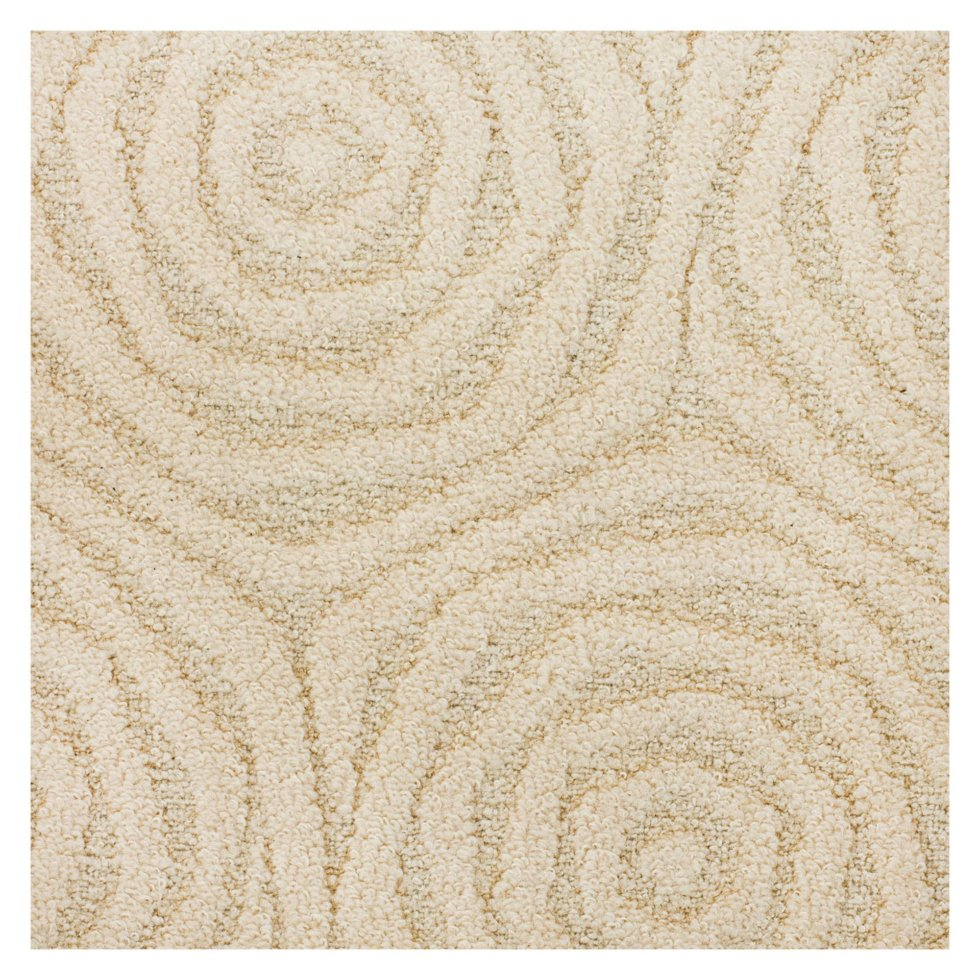 Ковровое покрытие «Нева Тафт Вереск 106» войлок 3.5 м цвет бежевый