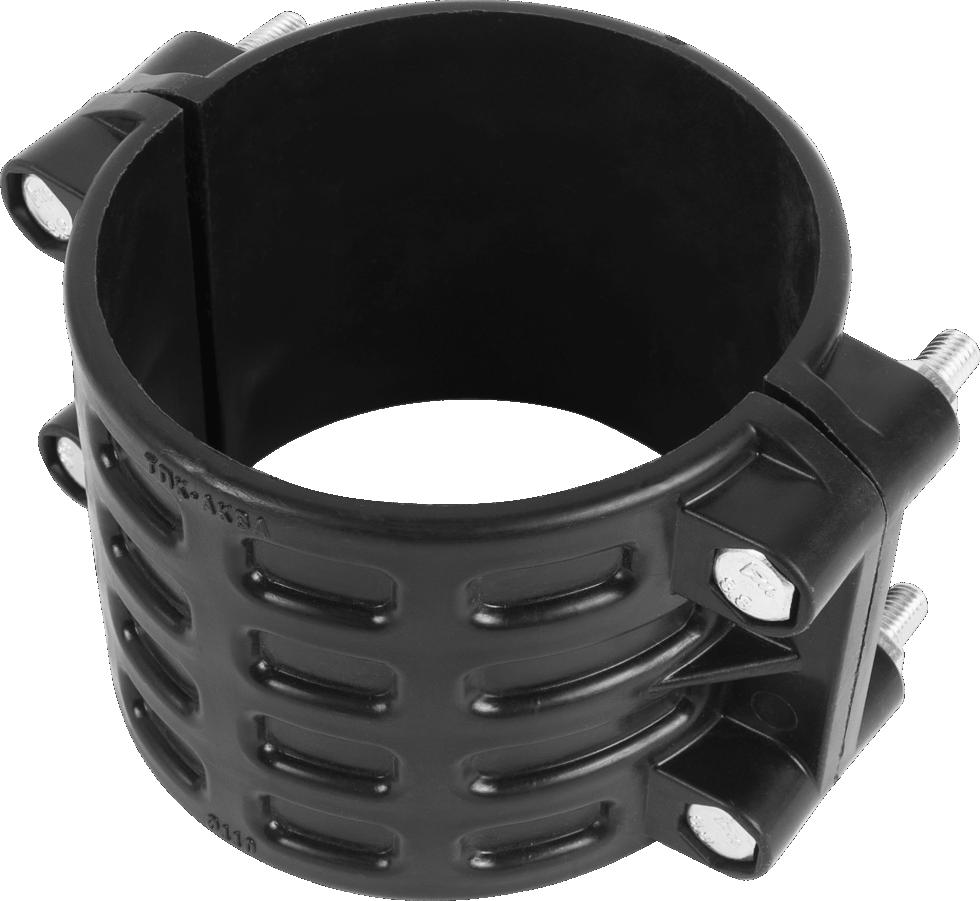Седёлка для полиэтиленовых труб, 110х1/2 мм