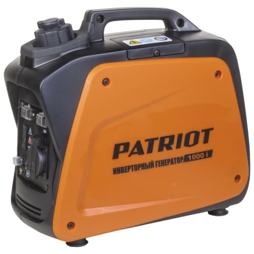 Генератор бензиновый инверторный Patriot 1000I 0.7 кВт