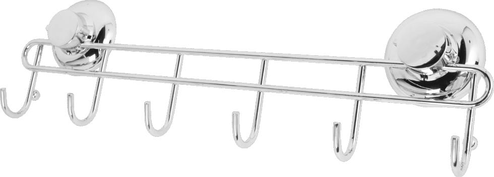 Планка Fest «Expanse» 6 крючков на присоске