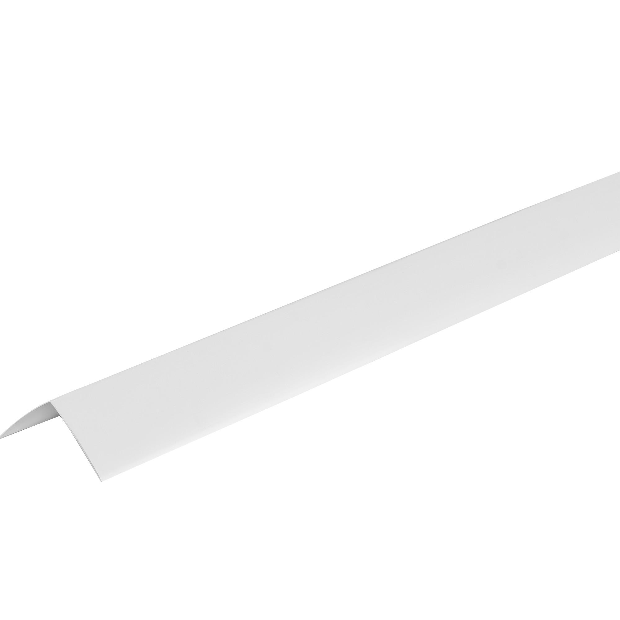 Угол 60х60x2700 мм, цвет белый