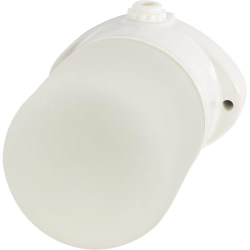 Светильник накладной для сауны TDM, 1хE27х60 Вт, IP54