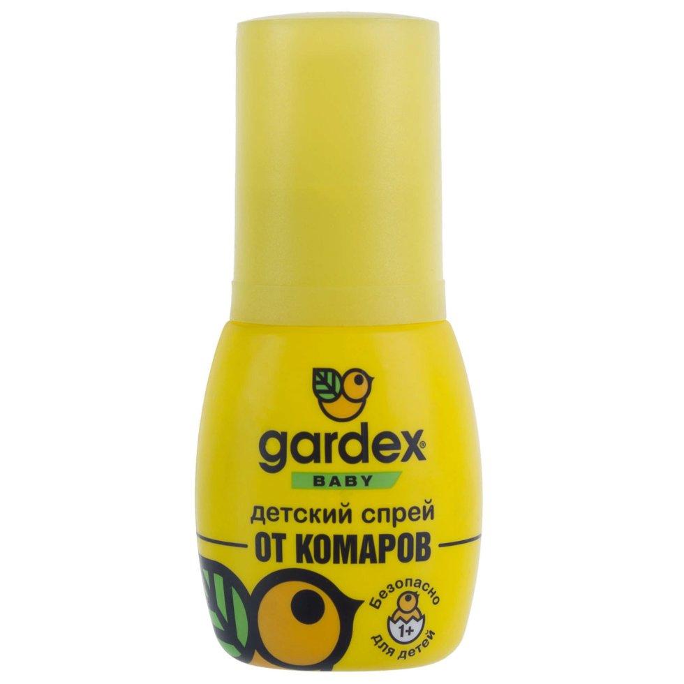 Спрей от комаров детский Gardex, 50 мл
