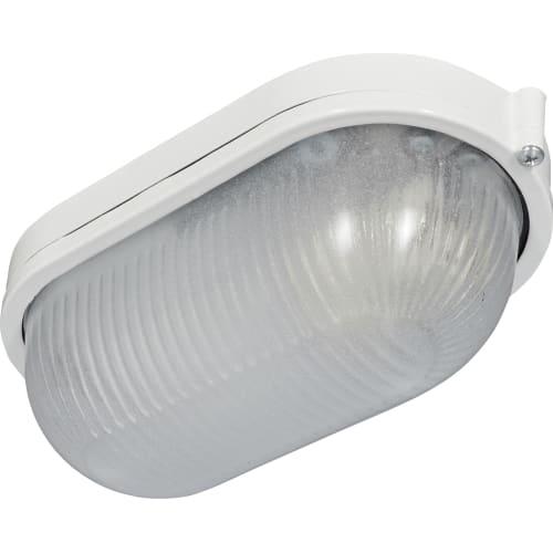 Светильник настенно-потолочный без решётки 1xE27x60 Вт, IP54