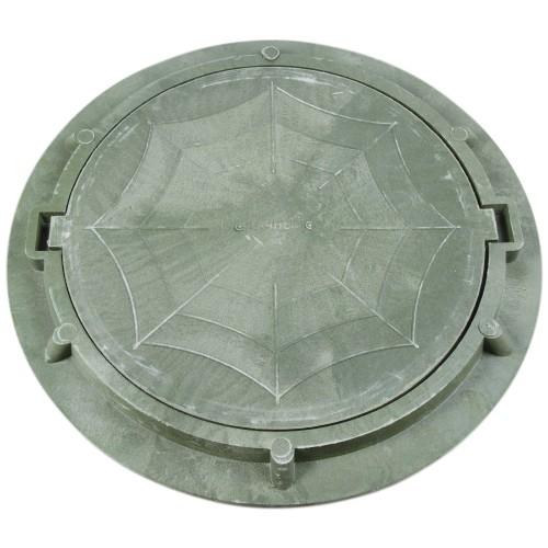 Люк смотровых колодцев, полимер-песок