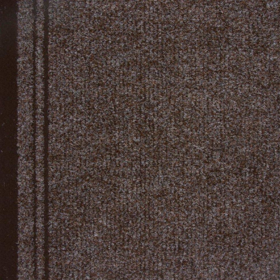 Дорожка ковровая «Noventis Biron 7058» иглопробивная 1 м цвет коричневый