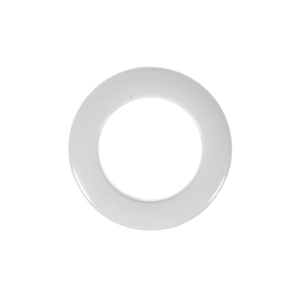 Люверсы 35 мм цвет белый 10 шт.