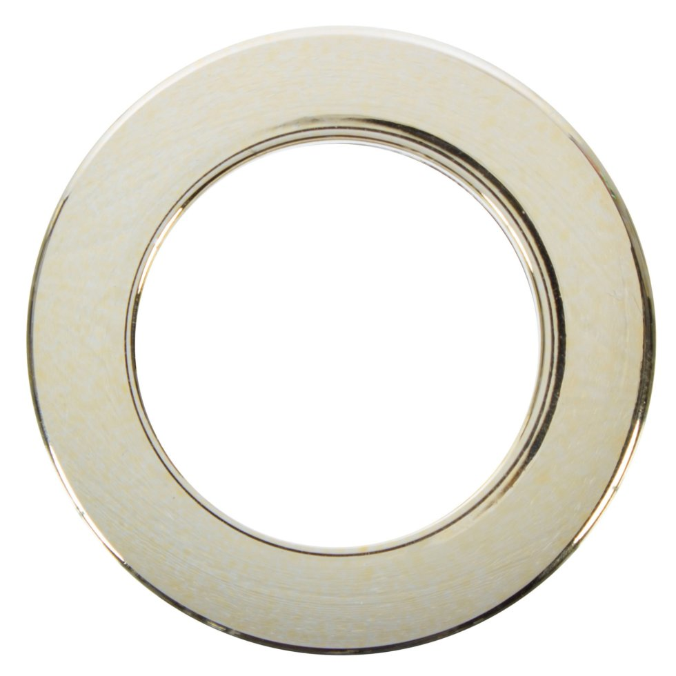 Люверсы 35 мм цвет золото 10 шт.