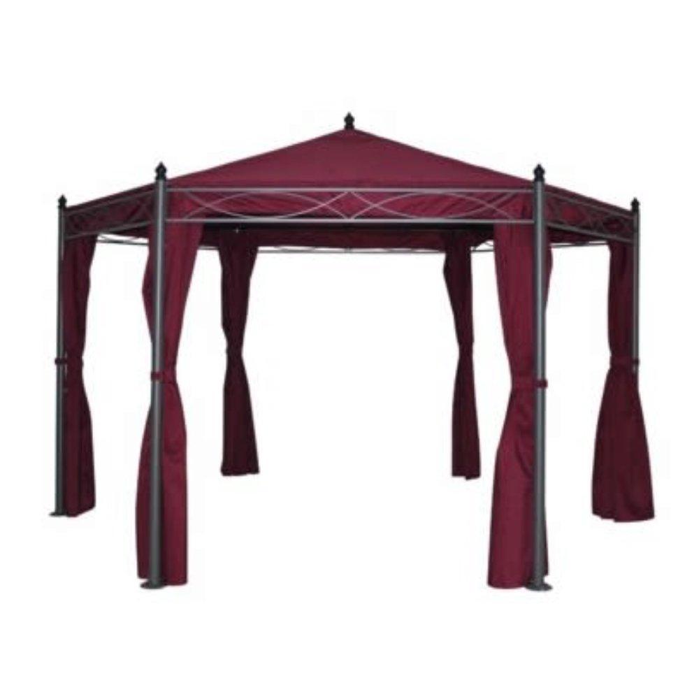 Набор для павильона «Арени», штора, сетка, тент, цвет бежевый