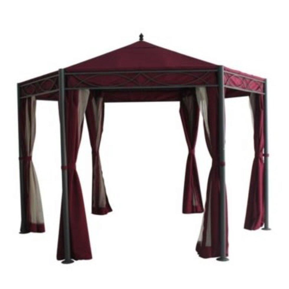 Набор для павильона «Арени»: штора, сетка, тент, цвет зелёный