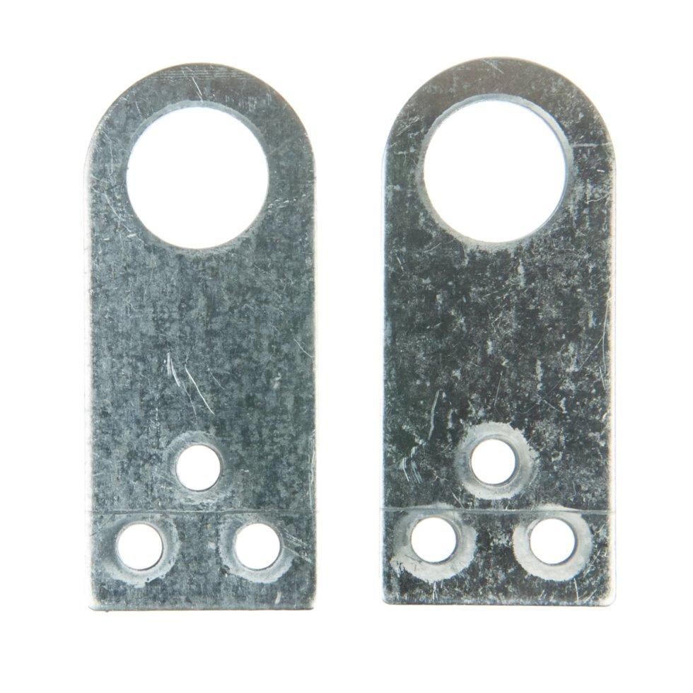 Проушина для замка прямая Pzp 70х30х2 мм, 2 шт.