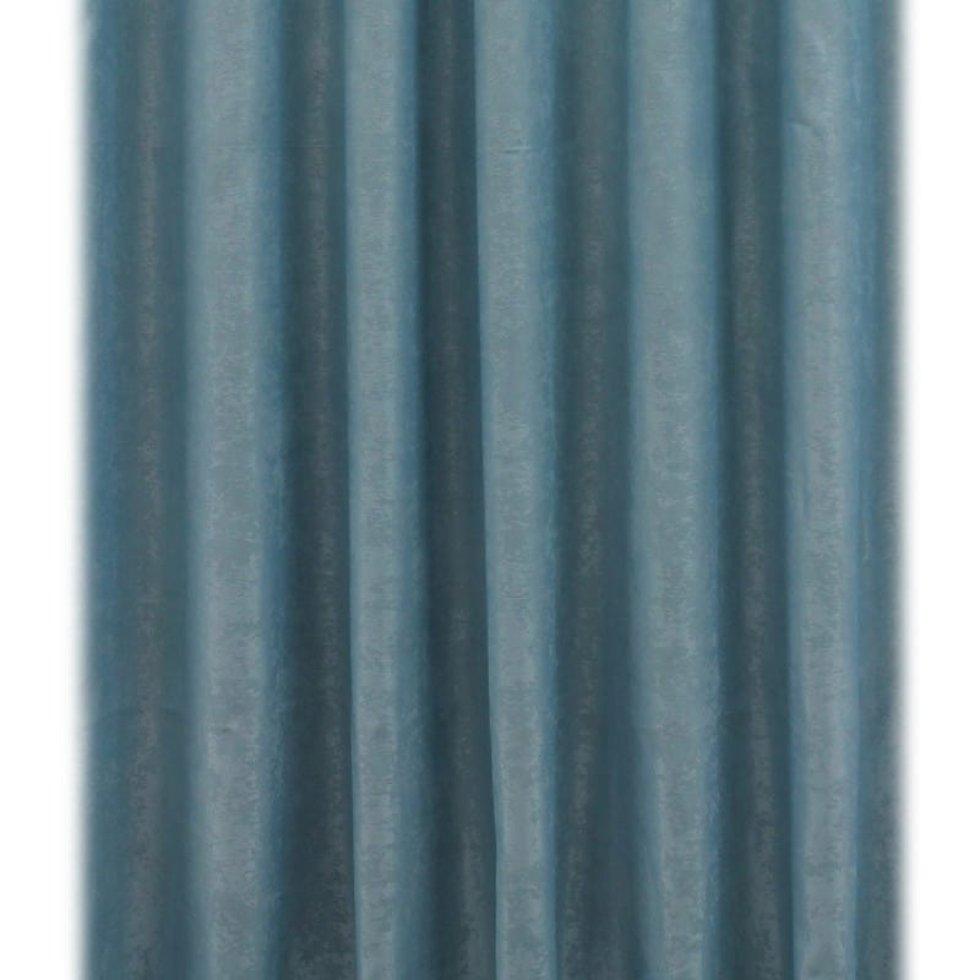 Ткань 1 п/м 280 см катон-софт двухсторонний цвет бирюзовый