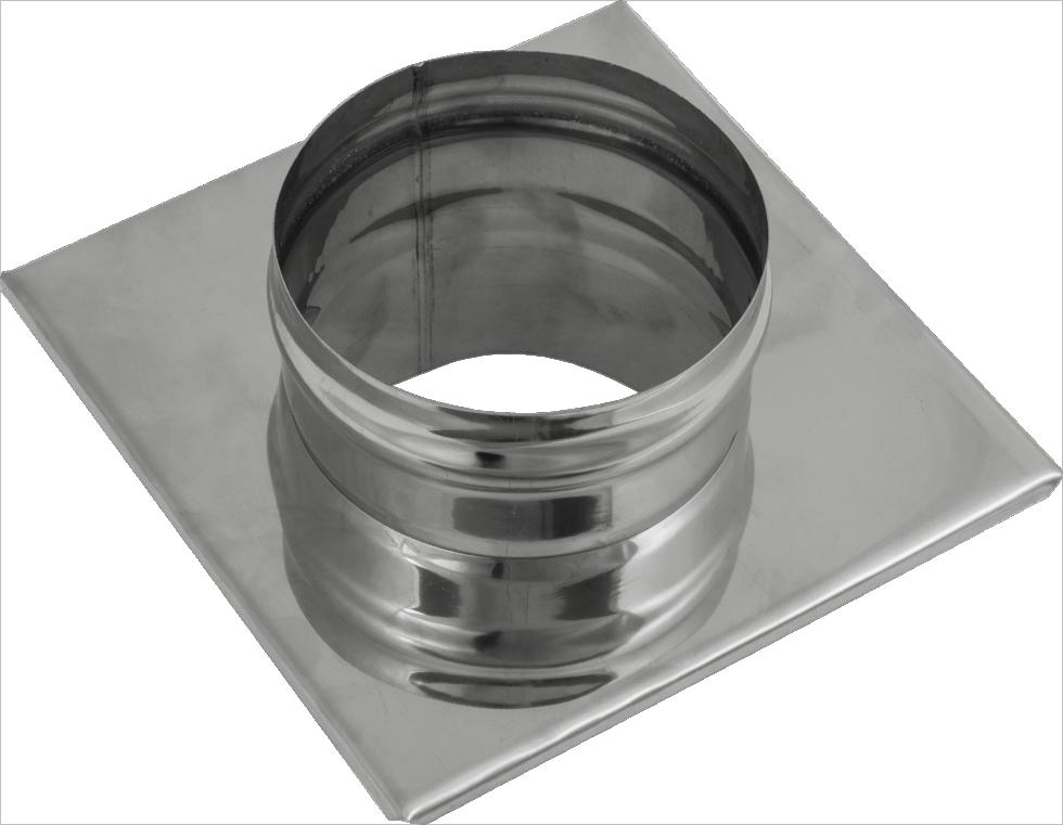 Фланец 120 мм 0.5 м нержавеющая сталь