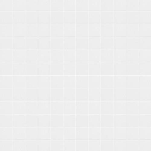 Панель МДФ Белоснежный кафель 2440x1220 мм, 2.98 м2