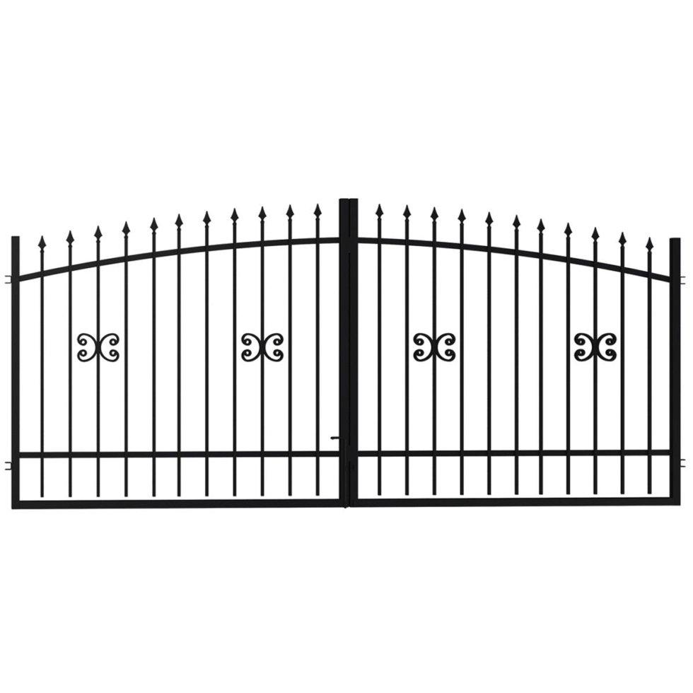 Ворота «Лаура» 3.6x1.6 м