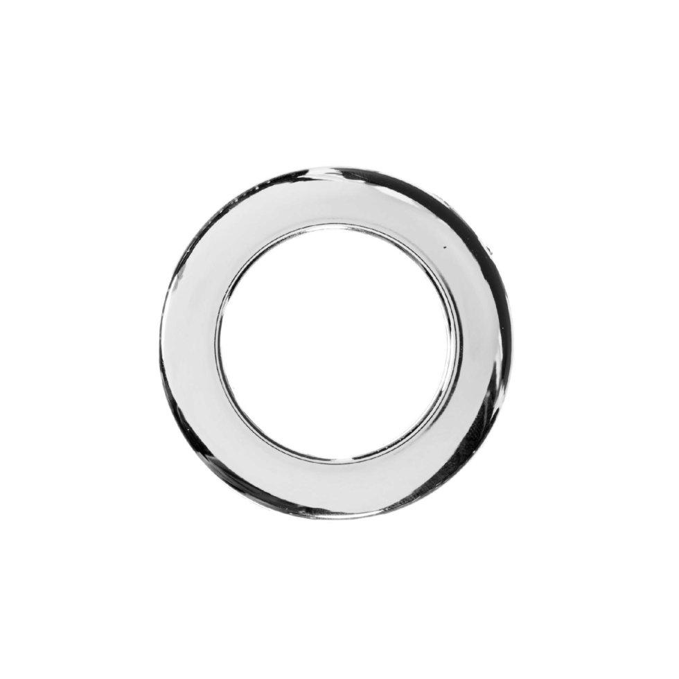 Люверсы 35 мм цвет серебро 10 шт.