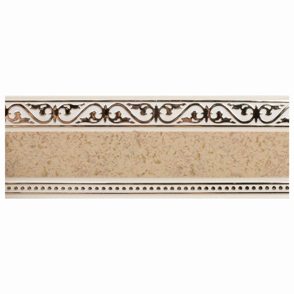 Бленда «Монарх» 7 см цвет песок
