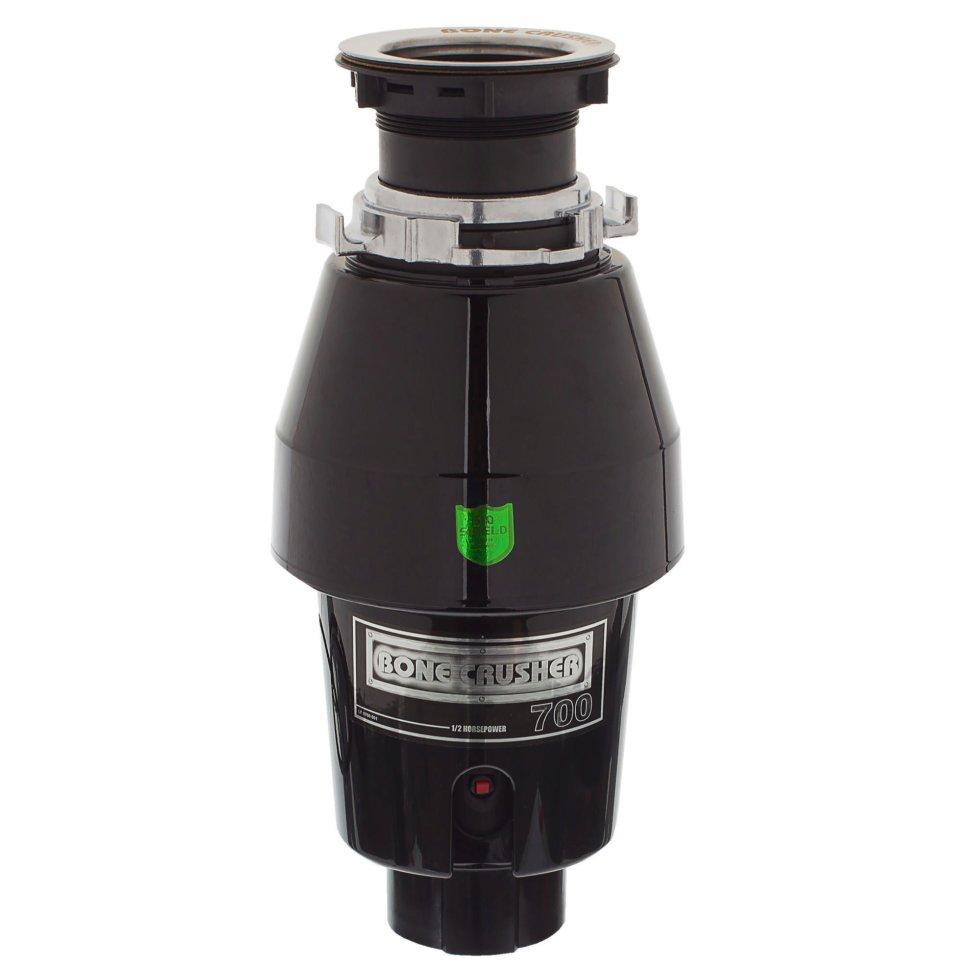 Измельчитель пищевых отходов BoneCrusher 700, 372х182 мм, 2600 об/мин