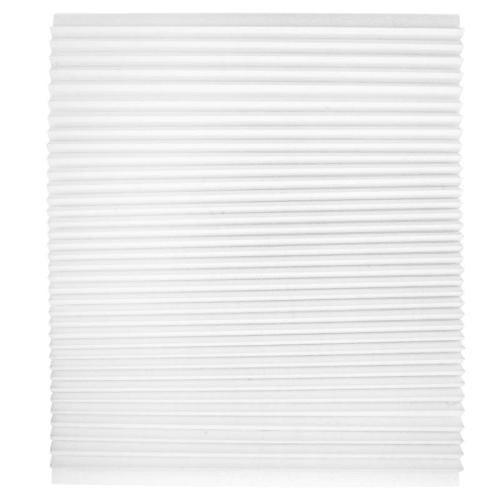 Плиссе 80х160 см бумага цвет белый