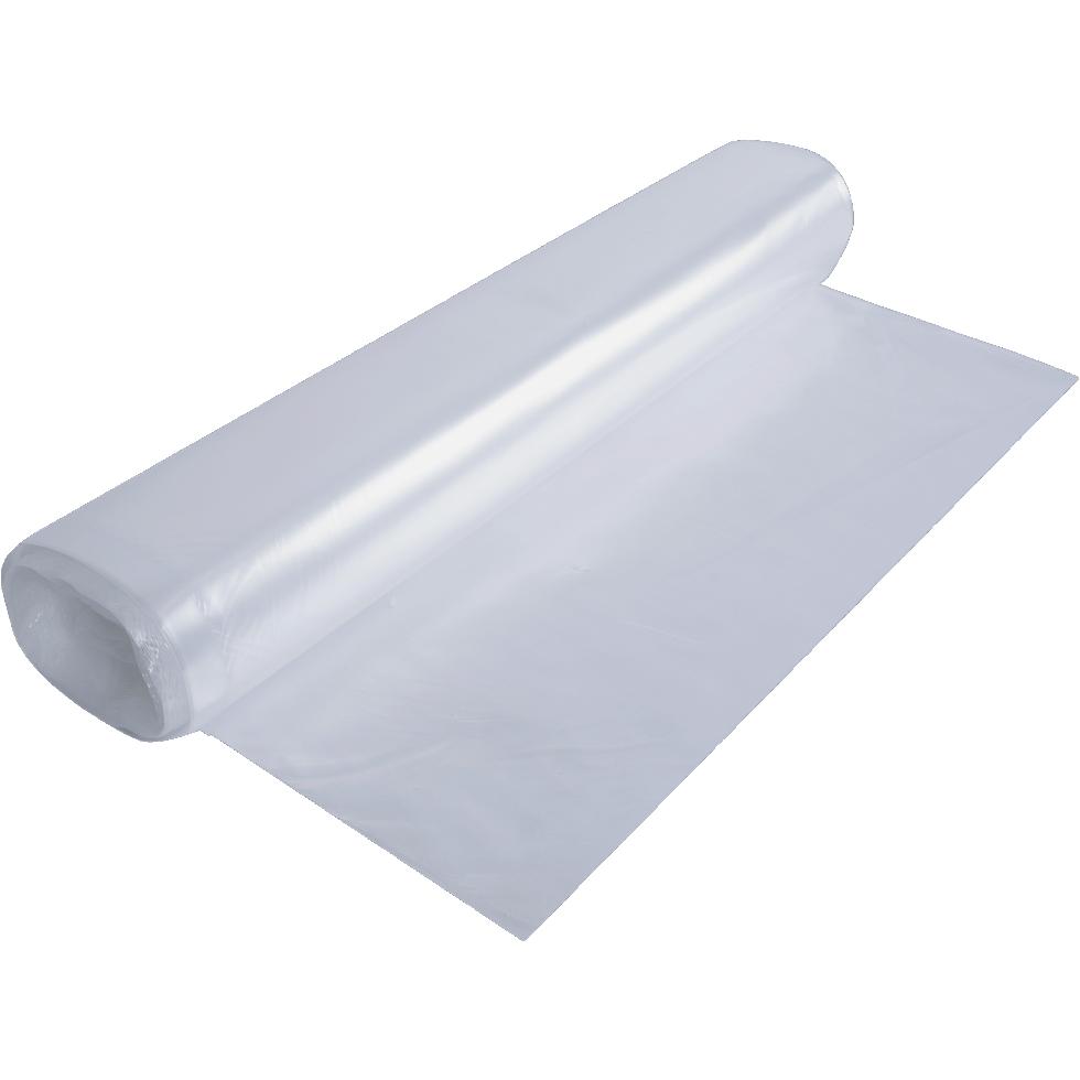 Пленка полиэтиленовая в рулоне, 100 мкм, 1,5 м2, 25 м