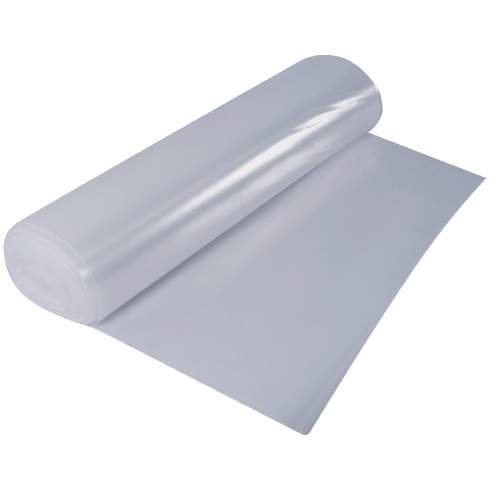 Пленка полиэтиленовая в рулоне, 150 мкм, 1,5 м2, 50 м