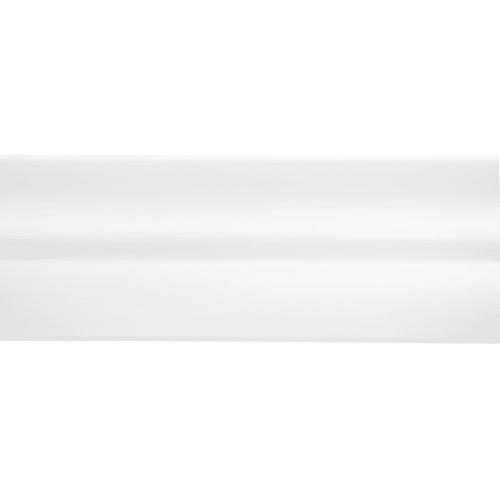 Плинтус потолочный LX-105 200х9 см цвет белый