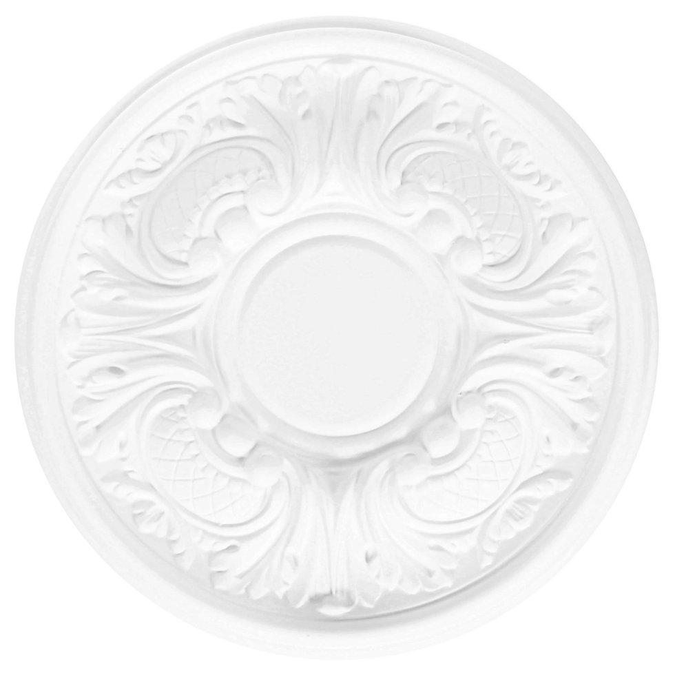 Розетка потолочная полиуретановая М72 D 30 см