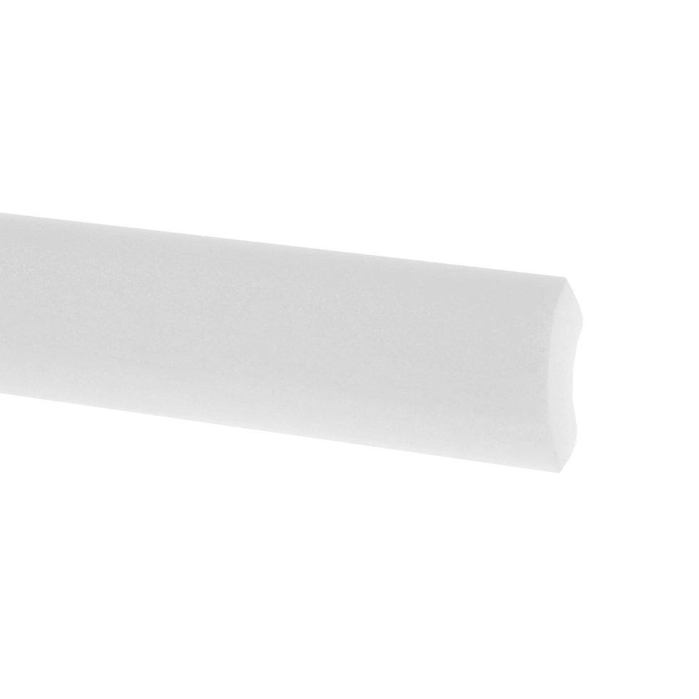 Плинтус потолочный С10/20 200х2 см цвет белый