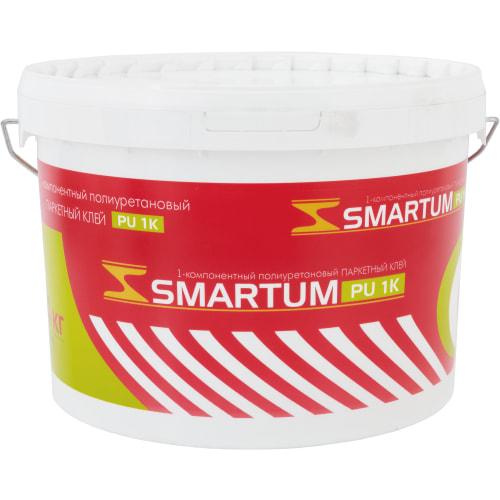 Клей для паркета Smartum 1K 14 кг