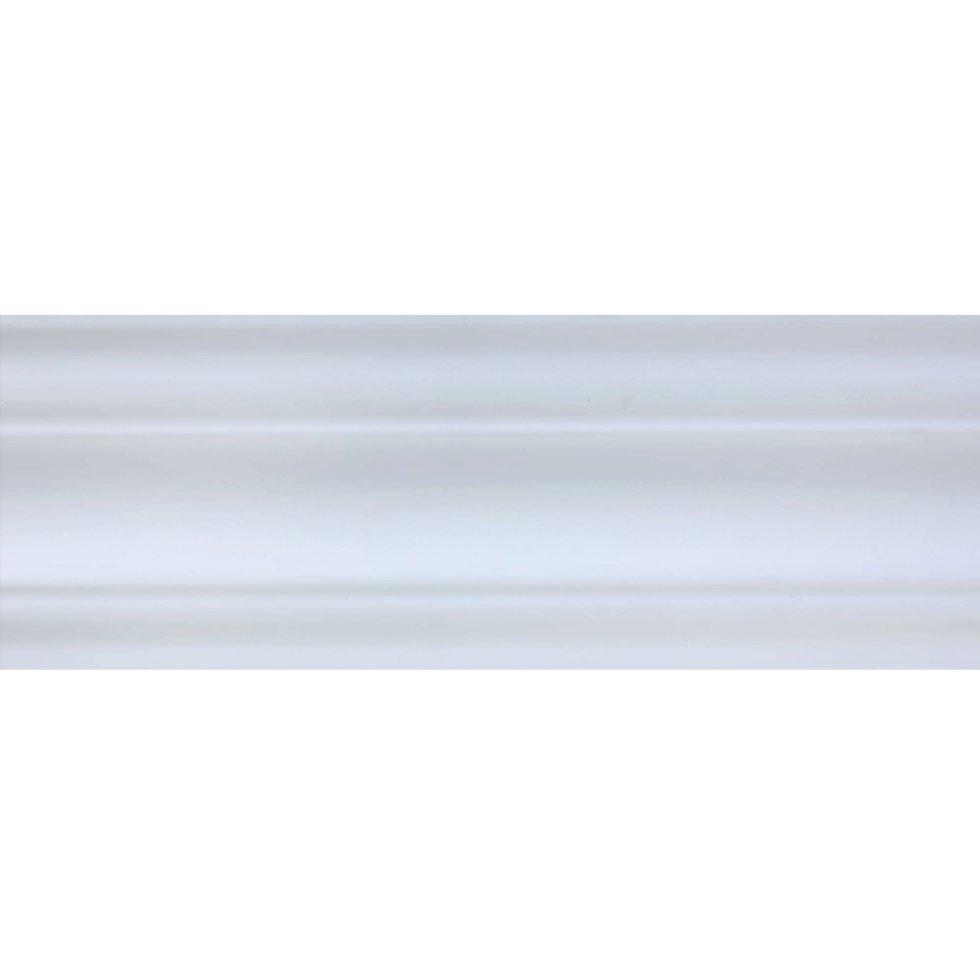Плинтус потолочный Inspire 15509А 200х15.5 см цвет белый