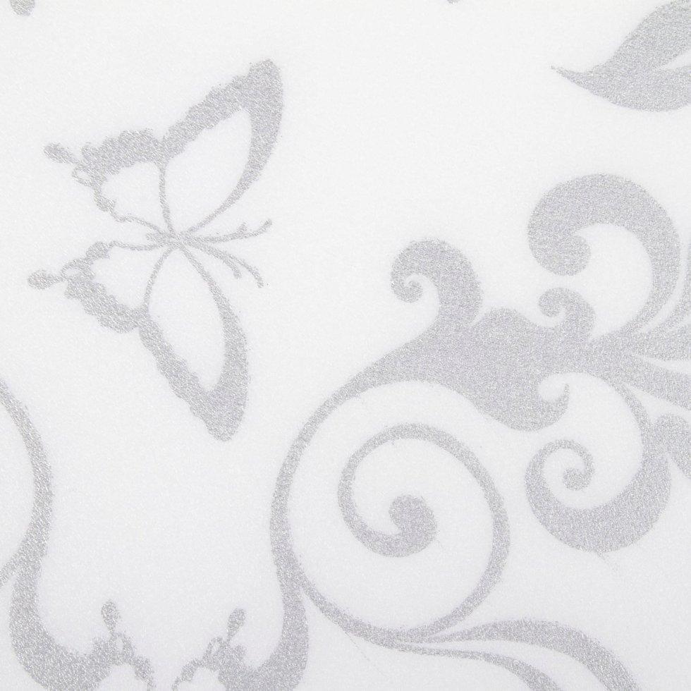 Плита потолочная экструдированная «Гармония», 2 м2, 50х50 см, пенополистирол, цвет жемчуг