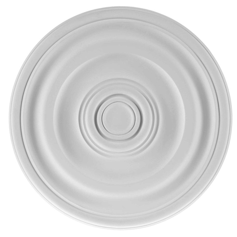 Розетка потолочная 30 см DM-0400 полиуретан