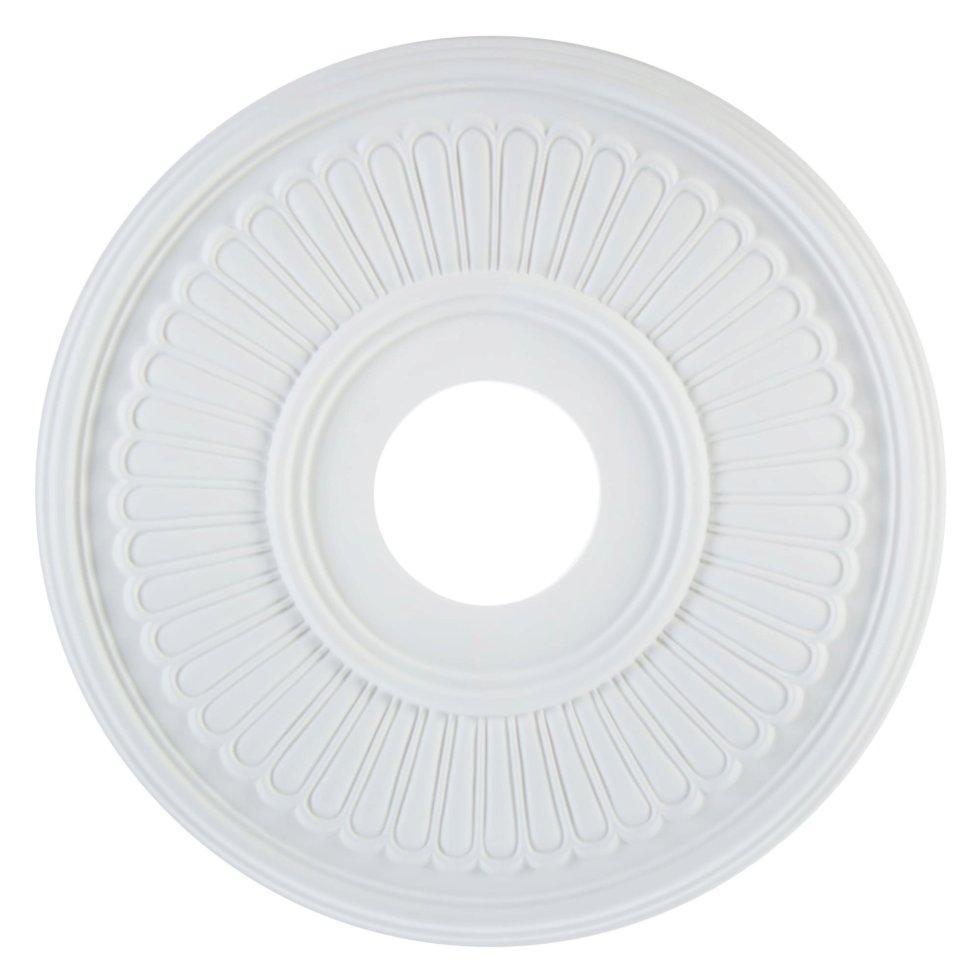 Розетка потолочная 40 см DR306 полиуретан