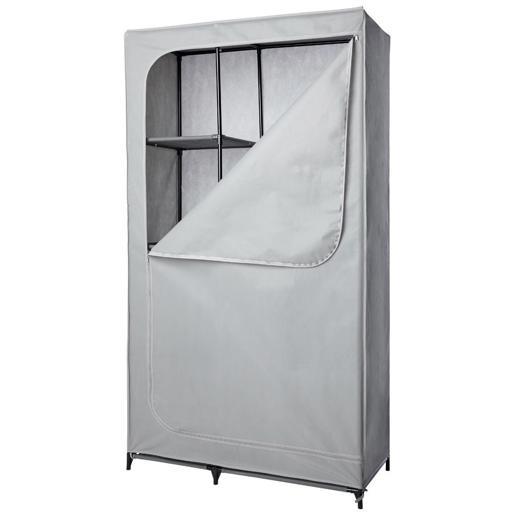 Шкаф-чехол 1800х1000х450 мм, металл, цвет серый