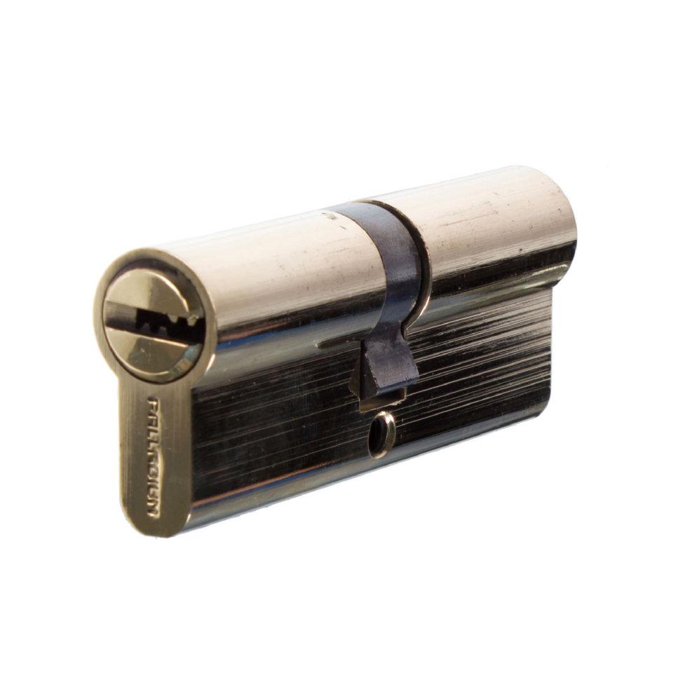 Цилиндр ключ/ключ 40х40 золото, 80 C ET PB
