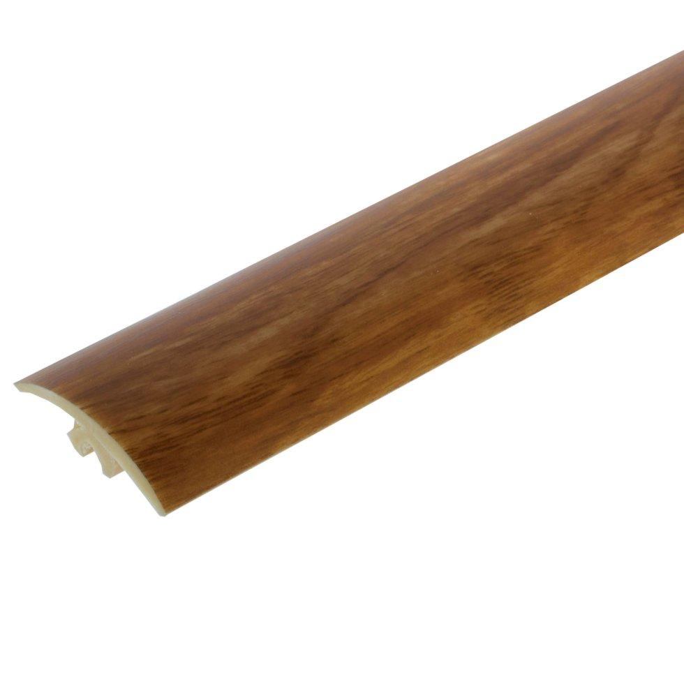 Профиль напольный гибкий 3 м цвет бук