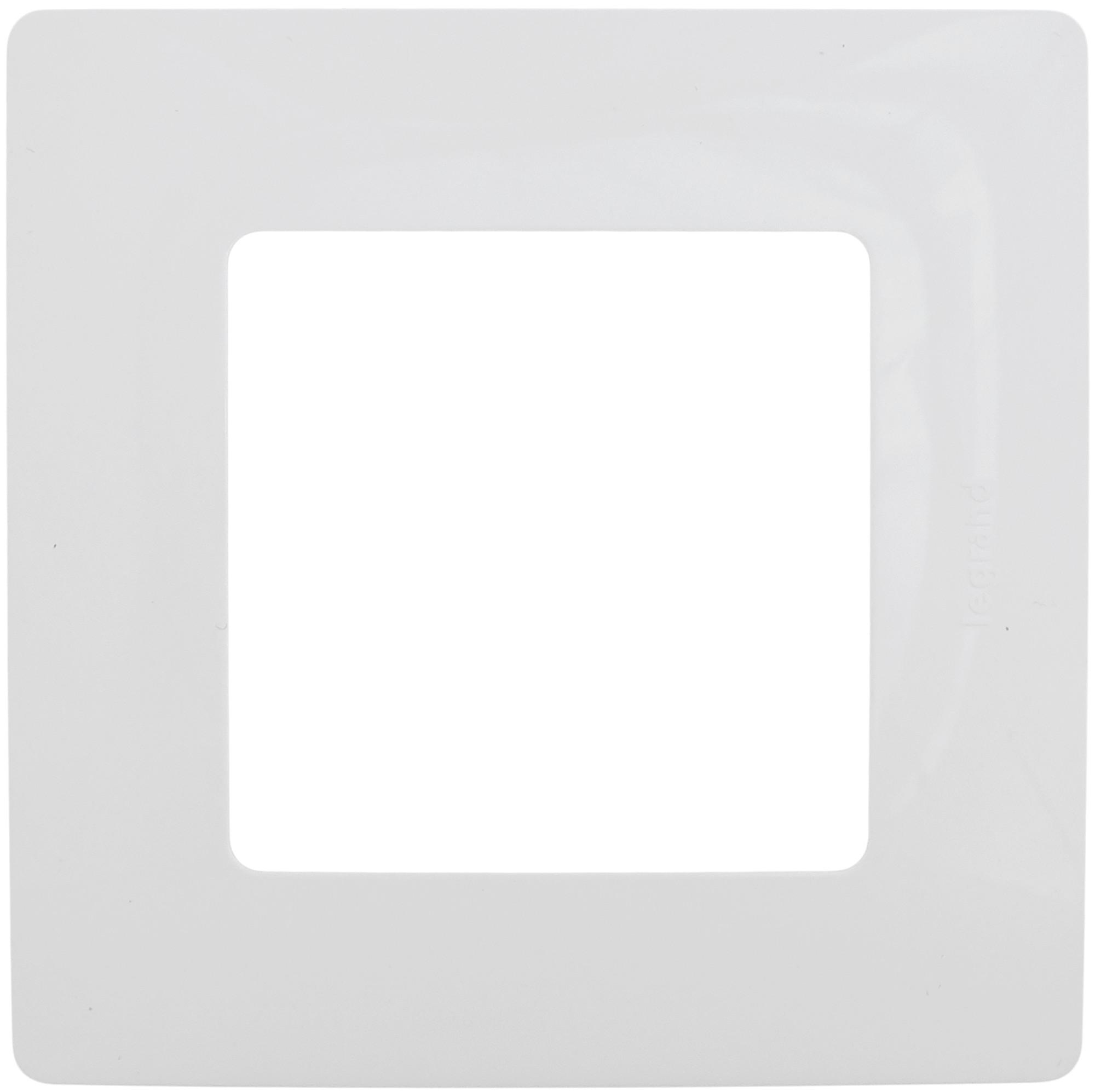 Рамка Legrand Etika, 1 пост, цвет белый
