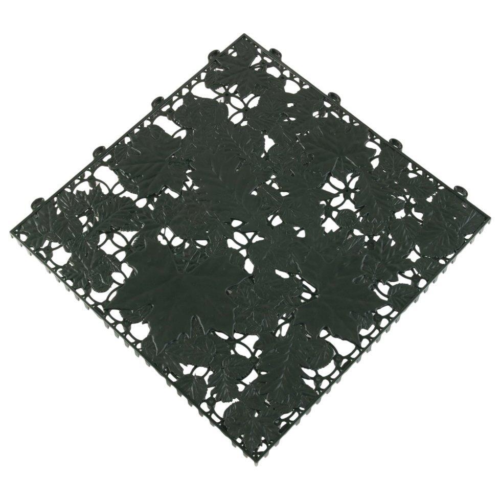 Покрытие садовое Laborus, 33х33 см, пластик