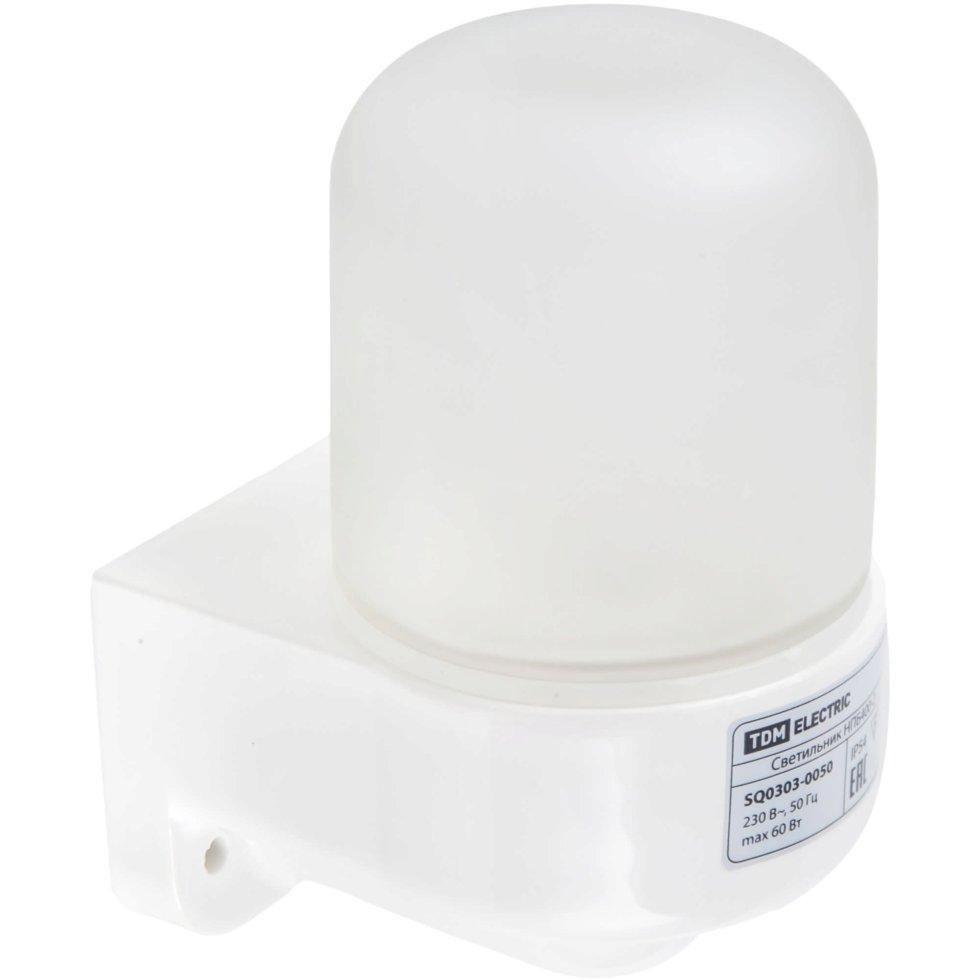 Светильник угловой TDM Electric Сауна 1xE27x60 Вт, IP54