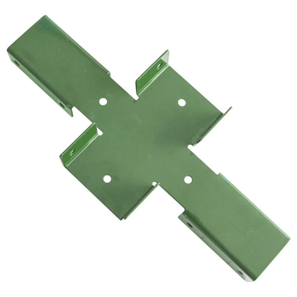 Х-кронштейн Ral, цвет зелёный