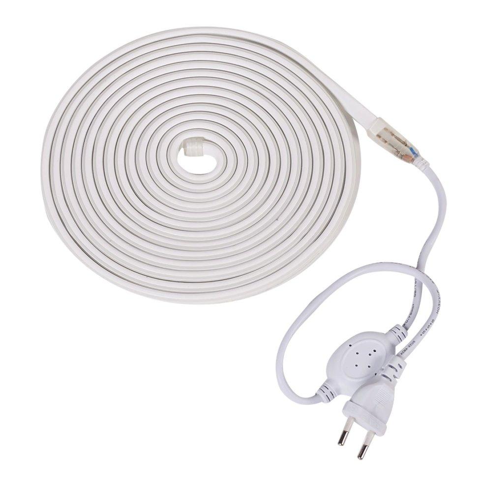 Набор светодиодной ленты 2835 5 м 60LED/м свет холодный белый IP44