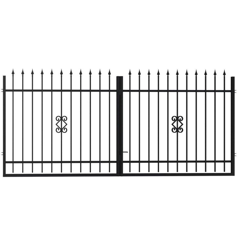 Ворота «Октавия» 3.6x1.9 м